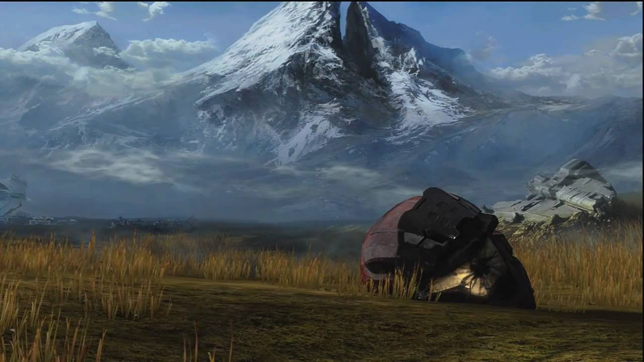 Halo Wallpaper Fall Of Reach Halo Reach Death Of Noble Team Best Video Quality On