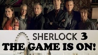 The Game is On! Sherlock 3