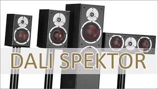 DALI SPEKTOR Lautsprecher Serie (german)