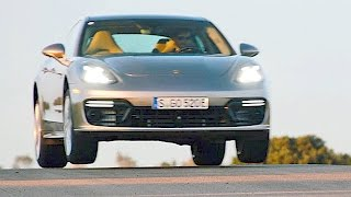 porsche panamera turbo s e hybrid 2017 the strongest youcar