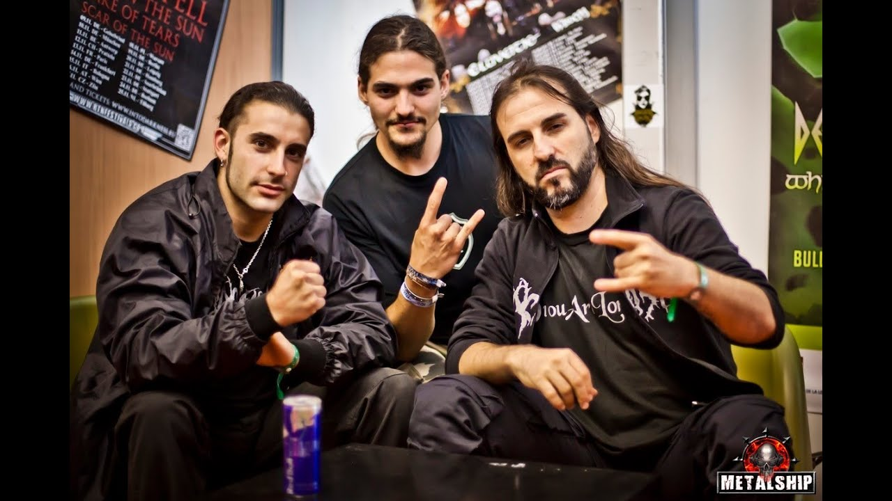 Rotting Christ Image: Interview Rotting Christ, Hellfest 2013