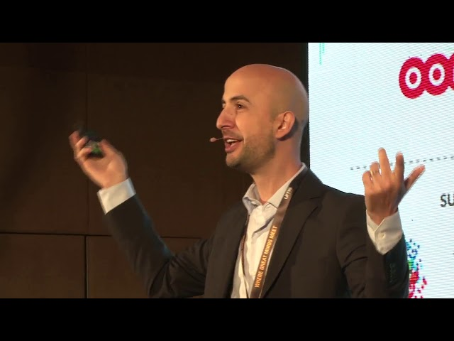 Roland Abi Najem Speech on Addressing Challenges & Risks Associated with IOT