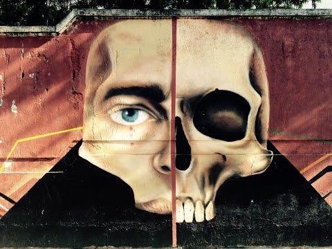 Street Art in Quito, Ecuador - Part II