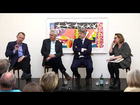 Gillian Ayres: Book Launch and Authors Talk