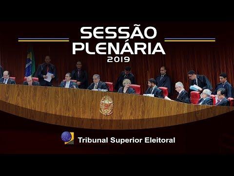 Sessão Plenária do Dia 25 de Junho de 2019