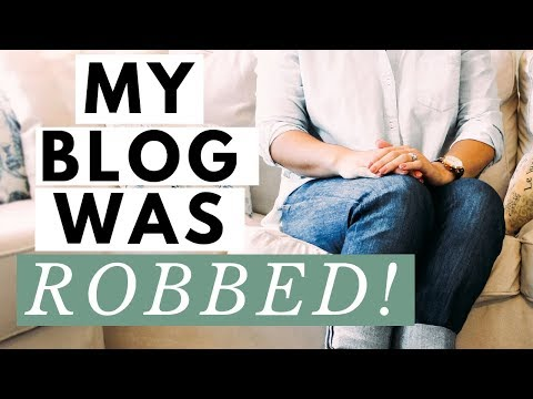 Protect Your Name Online While Making Money Blogging