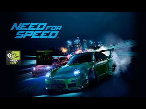 Need For Speed NVIDIA GEFORCE 820M (2GB) |