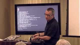 Tech Tribes Talks - 10 Use For Raspberrypi (rob Dudley)