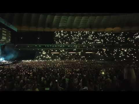 Bootleg. Ed Sheeran - Galway Girl / Feeling Good / I See Fire @ PGE Narodowy 11.08.2018
