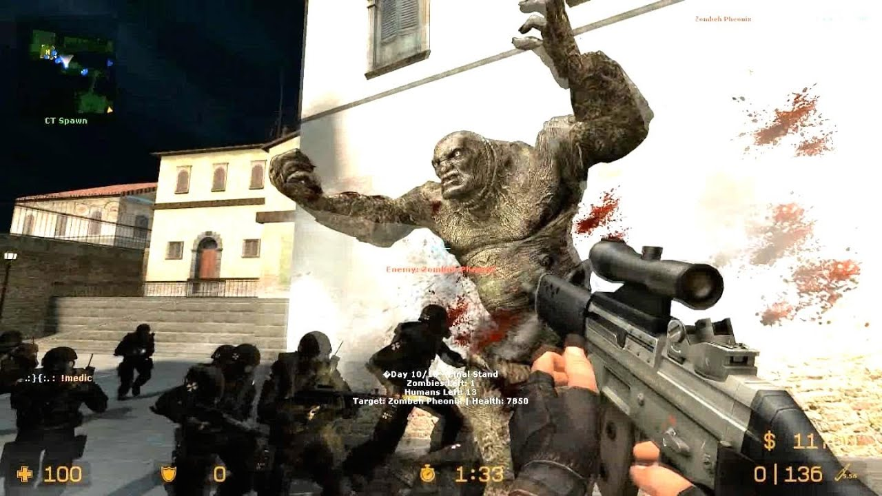 counter strike source how to play online