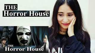 THE HORROR HOUSE | Round2hell | R2h | Reaction | illumi Girl