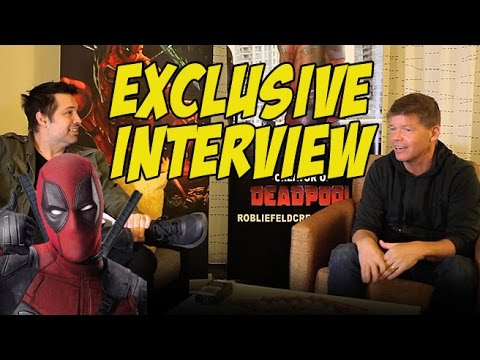 Interview with Deadpool creator Rob Liefeld