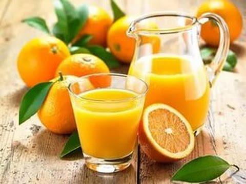 9 литров сока с 4 апельсин
