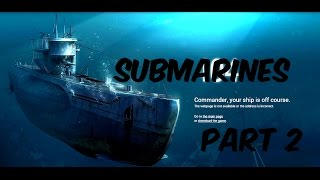 King Of Warship Battleship HD / Android Gameplay / The Submarine