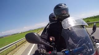 Motorbike trip through Romania, Serbia, Montenegro and Croatia (2017)
