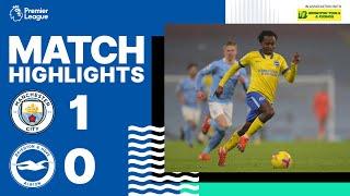 PL Highlights: Man City 1 Albion 0