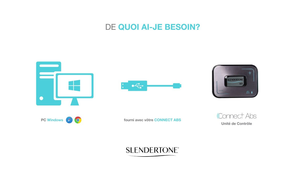 Slendertone Connect Abs - Mise à jour du firmware - YouTube 96a8b255a34