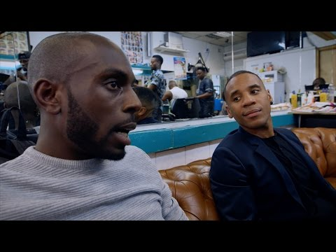 """Being gay has never been easy"" - Reggie Yates' Extreme UK: Gay and Under Attack - BBC Three"