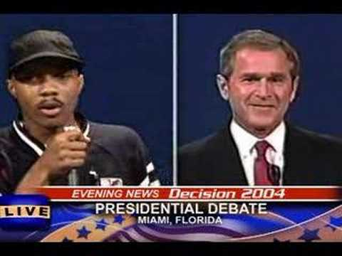 Wordsworth vs President Bush