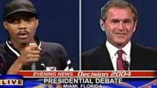 Wordsworth vs President Bush