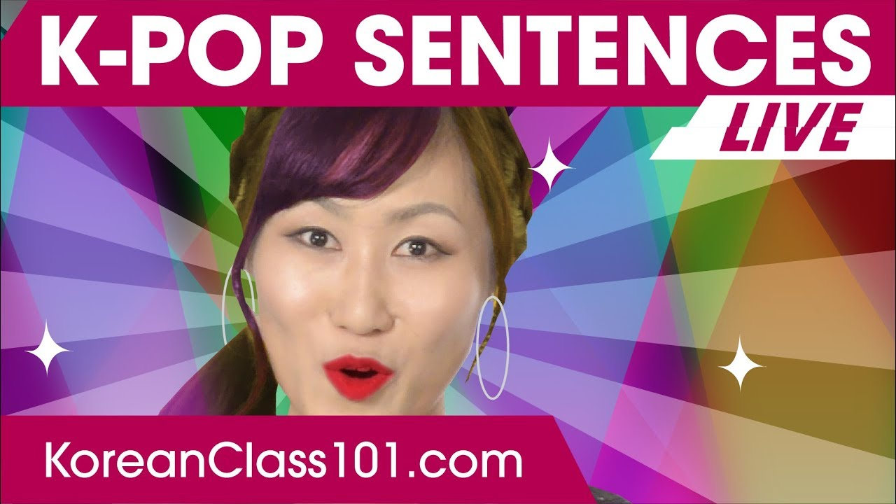 How to Learn Korean with K-Pop   KPOP Guide   KoreanClass101