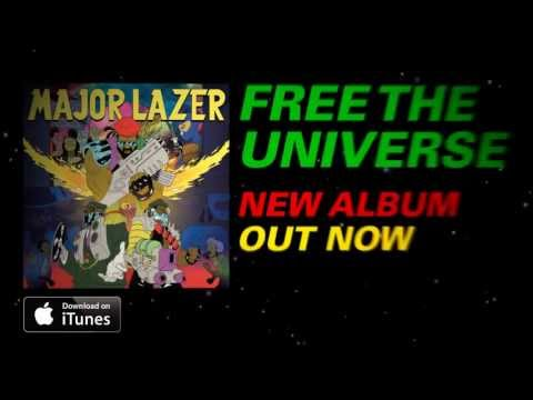 Major Lazer - Free The Universe OUT NOW !