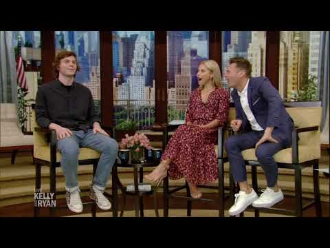 Evan Peters Talks About How He Met His Fiancée, Emma Roberts
