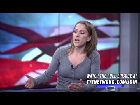 Ana Kasparian On Hosting The Young Turks With Cenk Uygur