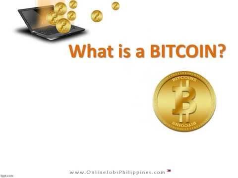 Bitcoin 101 - Basic Info Regarding Bitcoins