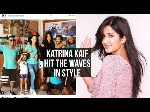 Katrina Kaif Is On A Much-Needed Break In Morocco