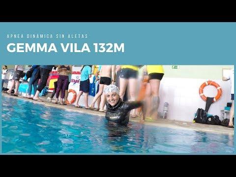 Récord de España: Gemma Vila | DNF 132m | Campeonato España Indoor 2018