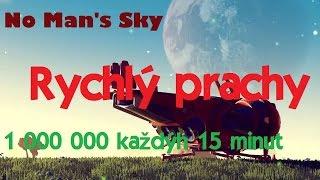 No Man's Sky - Rychlý prachy / 1 000 000  za 15 minut  (PS4) CZ/SK