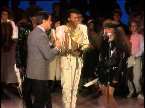 Dick Clark Interviews Shalamar- American Bandstand 1984