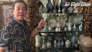 """""""Lạc"""" vào kho đồ cổ hàng trăm triệu USD giữa trung tâm Sài Gòn"""