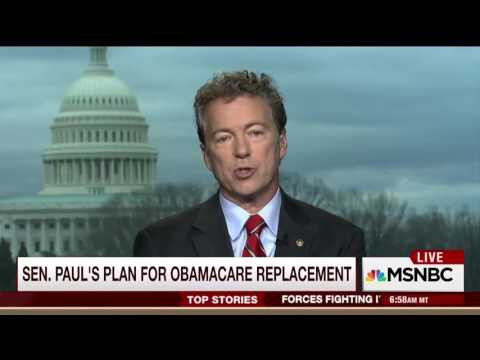 Rand Paul on Donald Trump Questioning the Judicial System