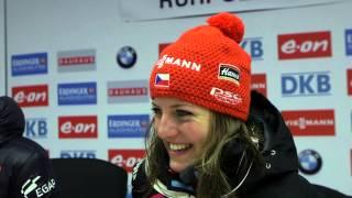 A Few Laughs with the Czech Women's Relay Team