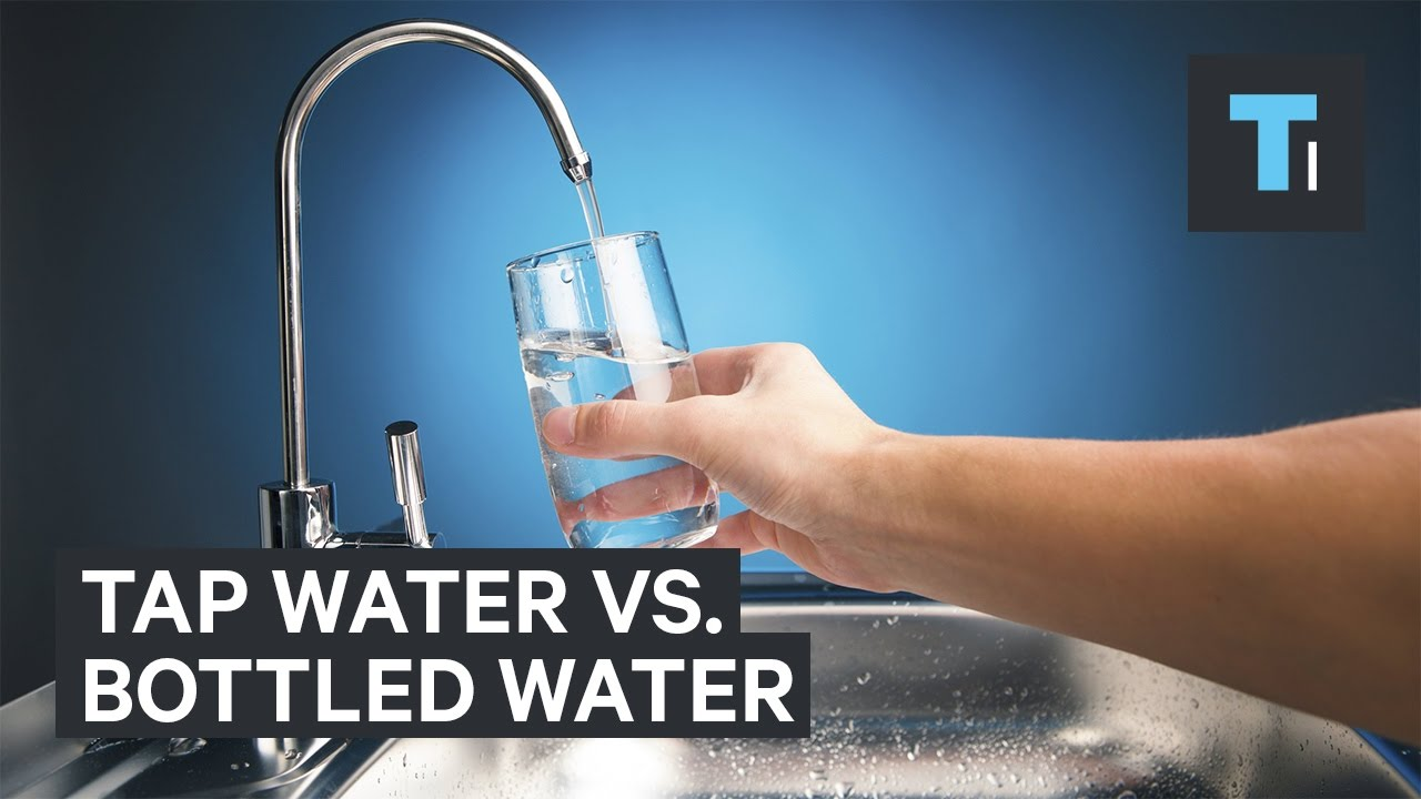 Tap Water Might Be Better Than Bottled Water Youtube