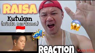 Reaction | Raisa - Kutukan (Cinta Pertama) (Official Music Video) 🇮🇩