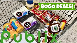 Publix Couponing | Cheap Diapers & BOGO DEALS! | Meek's Coupon Life