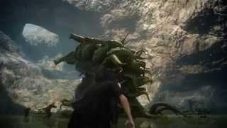 FINAL FANTASY XV - gamescom malboro gameplay video