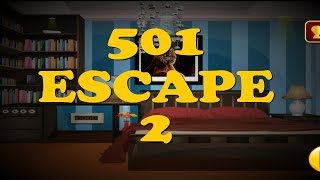 walkthrough 501 Free New Escape Games level 204 - Escape queen from castle - Complete Game
