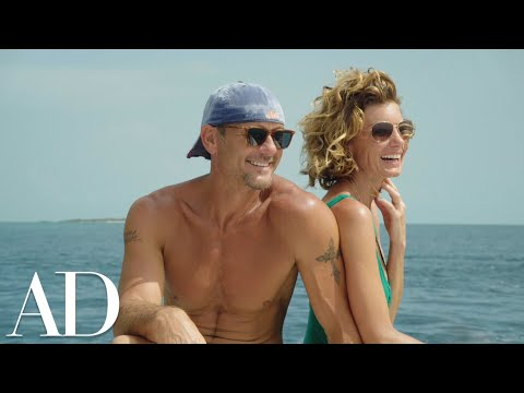 Faith Hill and Tim McGraw Show Off Their Private Island | Architectural Digest