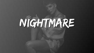 Halsey - Nightmare (Lyrics)