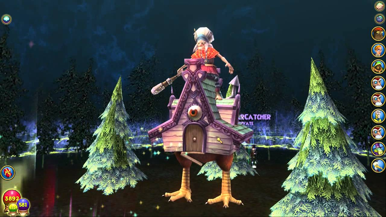 wizard101 witch�s housecall youtube