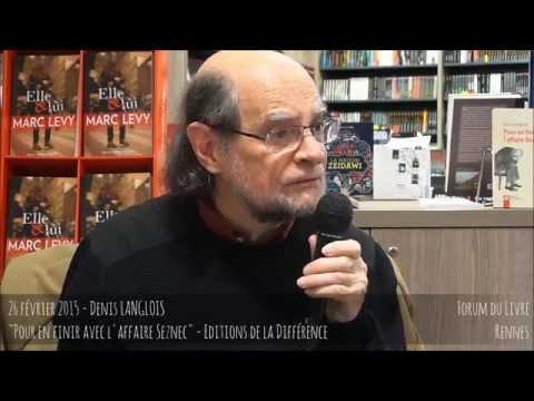 Rencontre - Dédicace avec Denis LANGLOIS