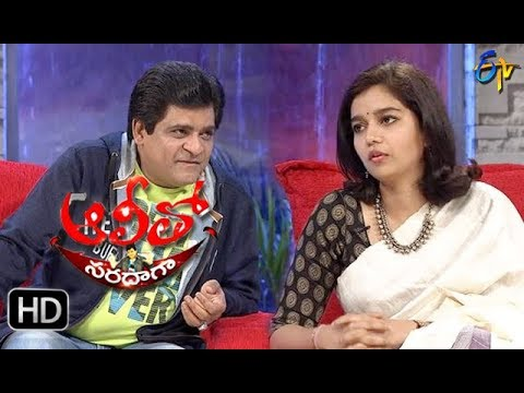 Alitho Saradaga |  27th November 2017| Actress  Swathi l Full Episode | ETV Telugu