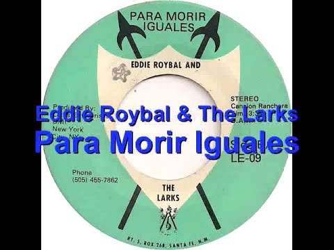 Eddie Roybal &
