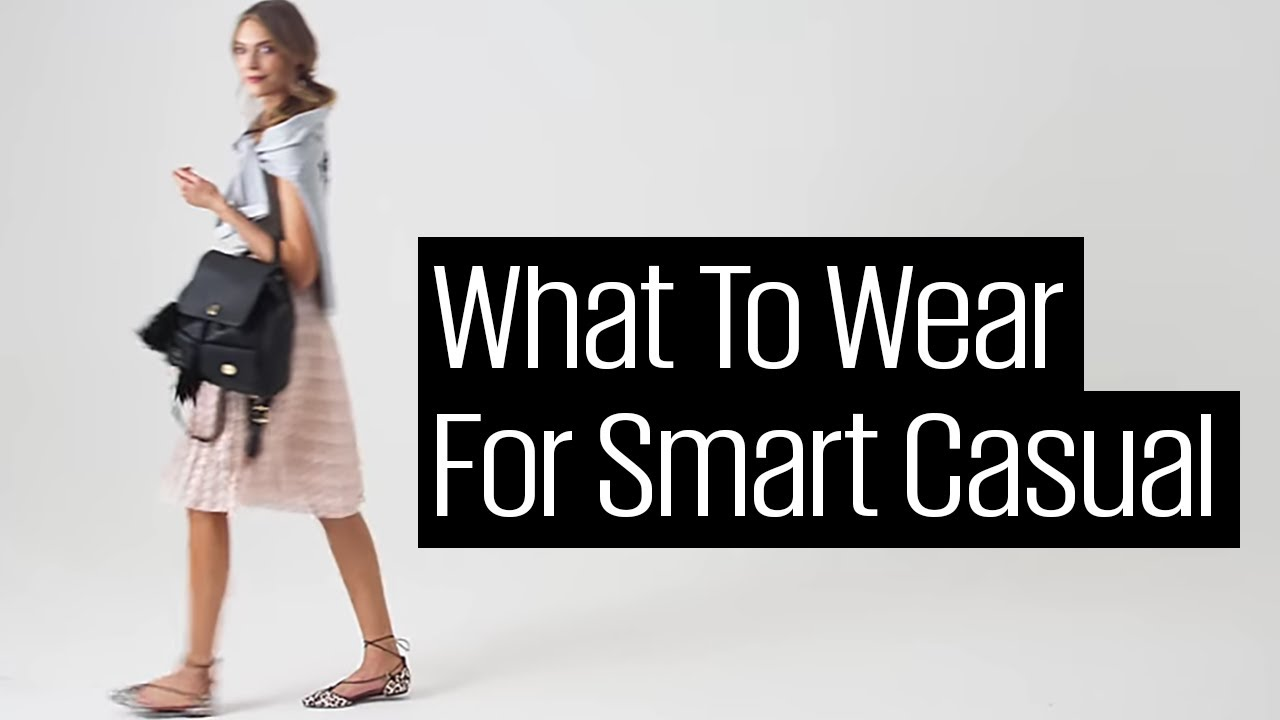 smart casual outfits for women how to dress smart casual