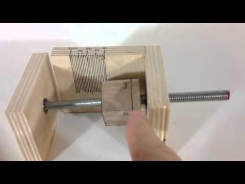 Micro Adjustment Mechanism Youtube