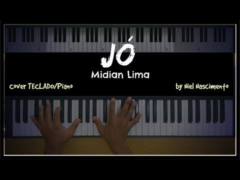 Jó - Midian Lima, Niel Nascimento - Teclado Cover